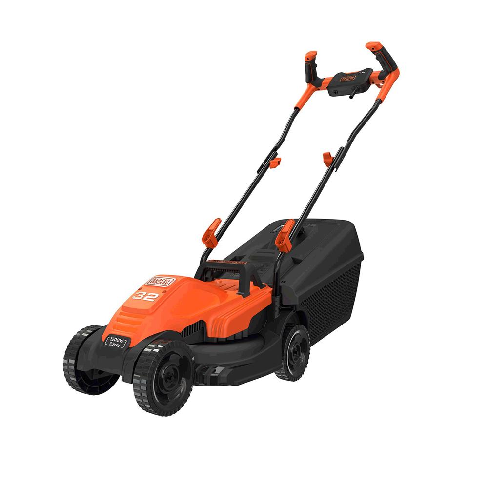 Black+Decker BEMW451BH 1200Watt 32cm Elektrikli Çim Biçme Makinası