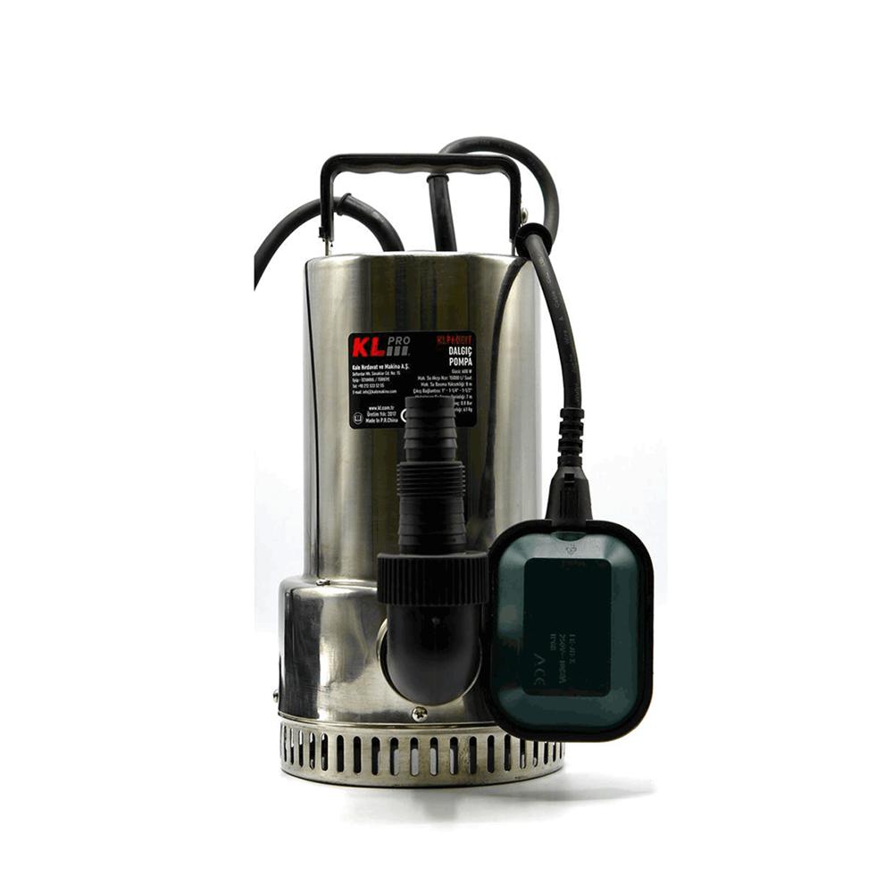 Klpro KLP600IT 600 Watt Dalgıç Pompa