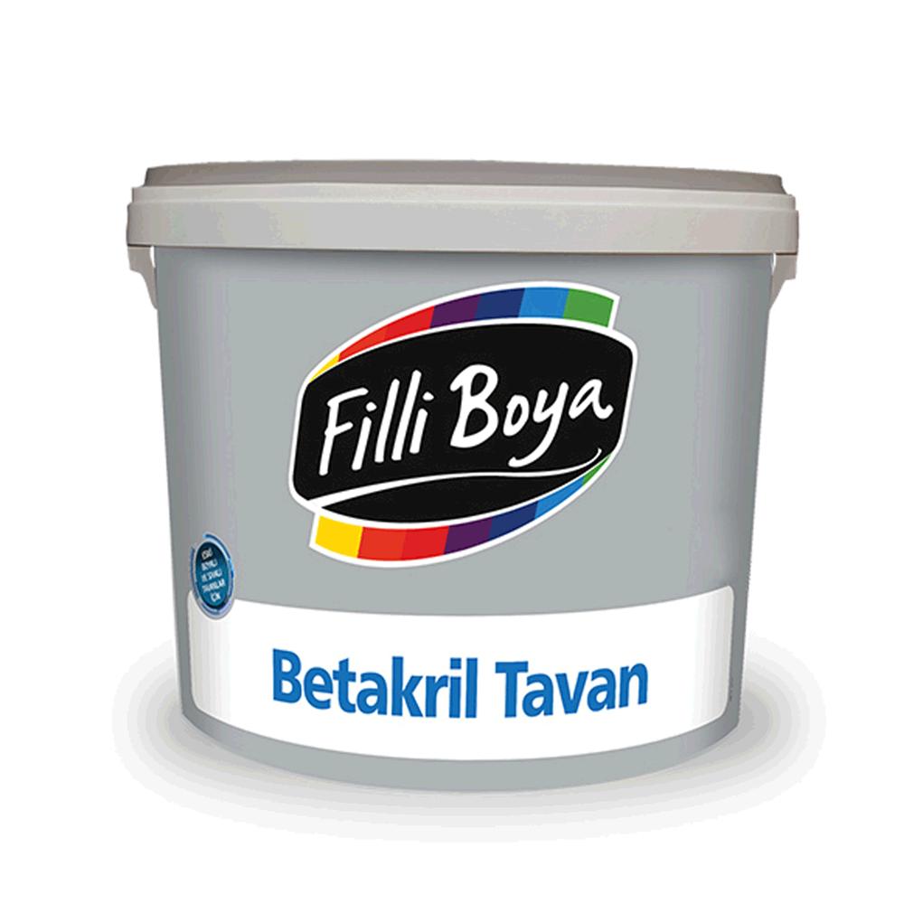 Filli Boya Betakril Tavan Boyası 3,5 Kg