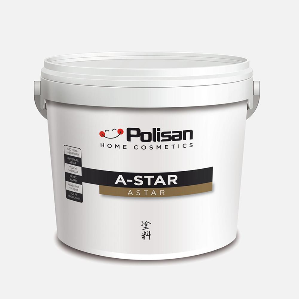 Polisan A-star Astar 5 Kg
