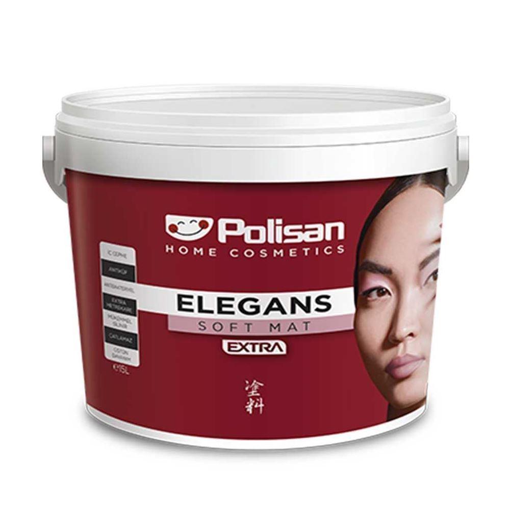 Polisan Elegans Extra Soft Mat Mixa Baz 2,5 Lt