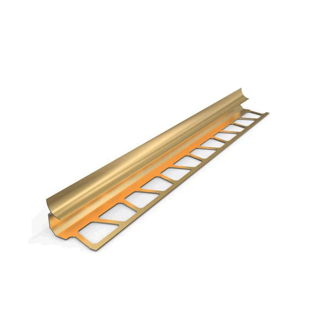 Seramik Çıtası Alüminyum 10 mm 2.7mt (Sarı)