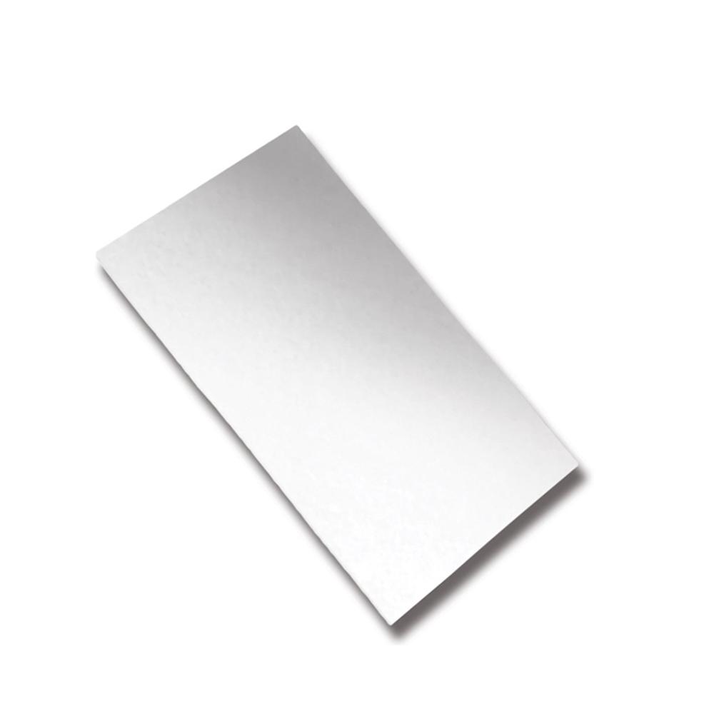 Dekor 274 Paslanmaz Kartonpiyer Çelik Sistre  6*15 Cm