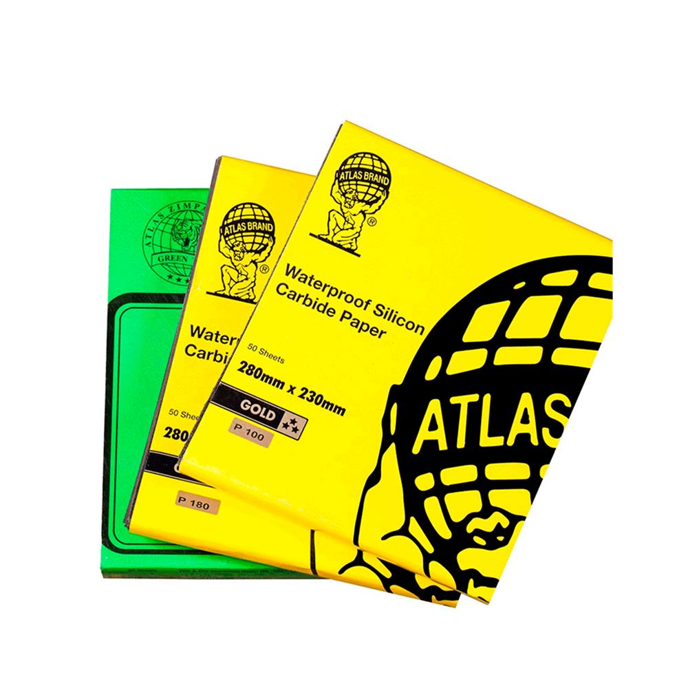 Atlas Su Zımparası NO:120